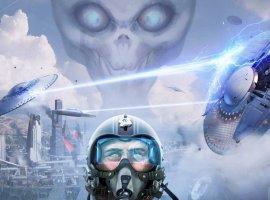 Первое апреля в War Thunder ознаменовалось инопланетным вторжением