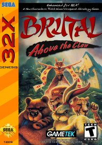Brutal: Above the Claw – фото обложки игры