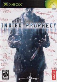 Indigo Prophecy (Fahrenheit) – фото обложки игры