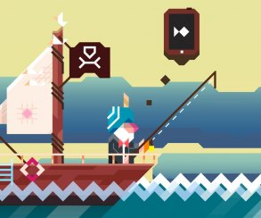 Ridiculous Fishing выйдет на Android