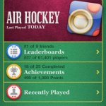 Скриншот Air Hockey – Изображение 1