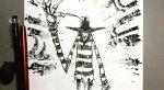 Инктябрь: что ипочему рисуют художники комиксов вэтом флешмобе?. - Изображение 177