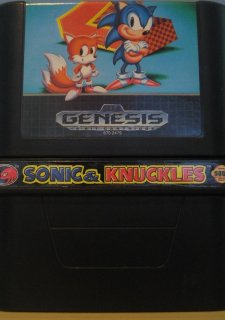 Sonic the Hedgehog 2 & Knuckles