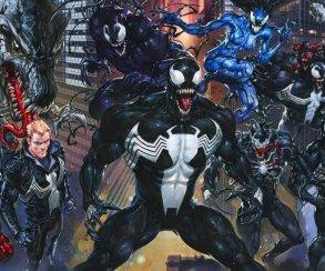 Venomverse: Веном-Росомаха, Веном-Дэдпул, Веном-Каратель и другие