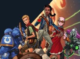 Посмотрите первую анимационную короткометражку вовселенной Warhammer 40000
