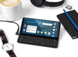 Анонс F(x)tech Pro1: смартфон-слайдер сбоковой QWERTY-клавиатурой