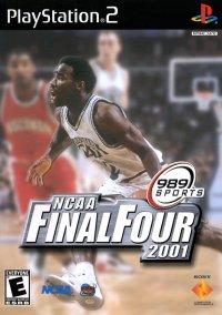 NCAA Final Four 2001 – фото обложки игры