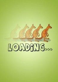 Lost Kangaroo - In a Dangerous Airport