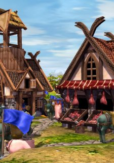 The Settlers 2: The Next Generation - The Vikings
