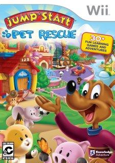Jumpstart Pet Resuce