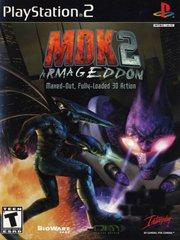 MDK 2 – фото обложки игры