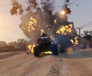 """В новом дополнении «Ограбление """"Судный день""""» для GTA Online игроки побывают в недрах горы Чилиад"""