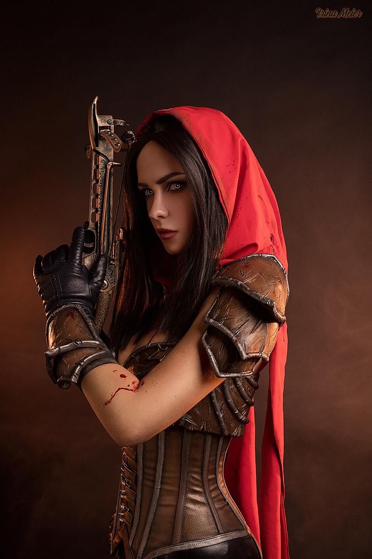 Горячий косплей Охотницы на демонов из Diablo III   Канобу - Изображение 3
