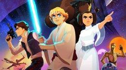 Disney выпустит анимационные короткометражки по первым «Звездным войнам» для детей