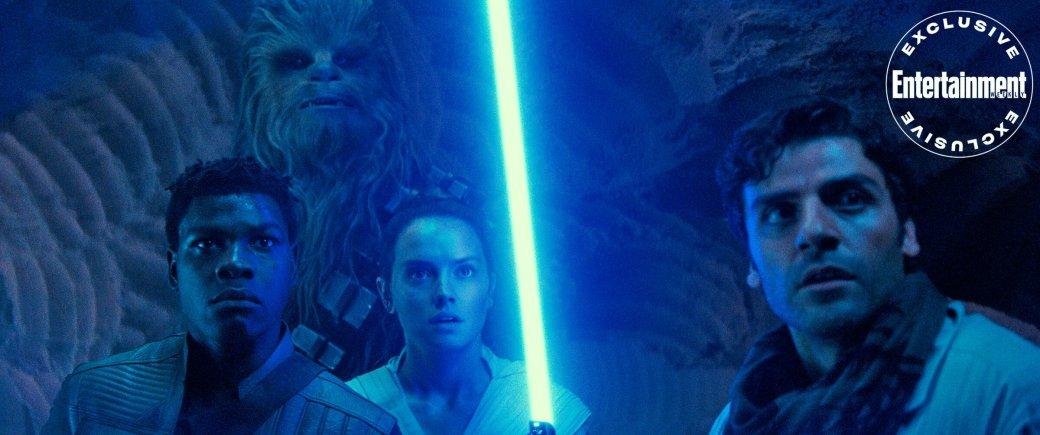 В сети появились новые кадры из «Звездных Войн: Скайуокер. Восход» — никаких спойлеров | Канобу - Изображение 0