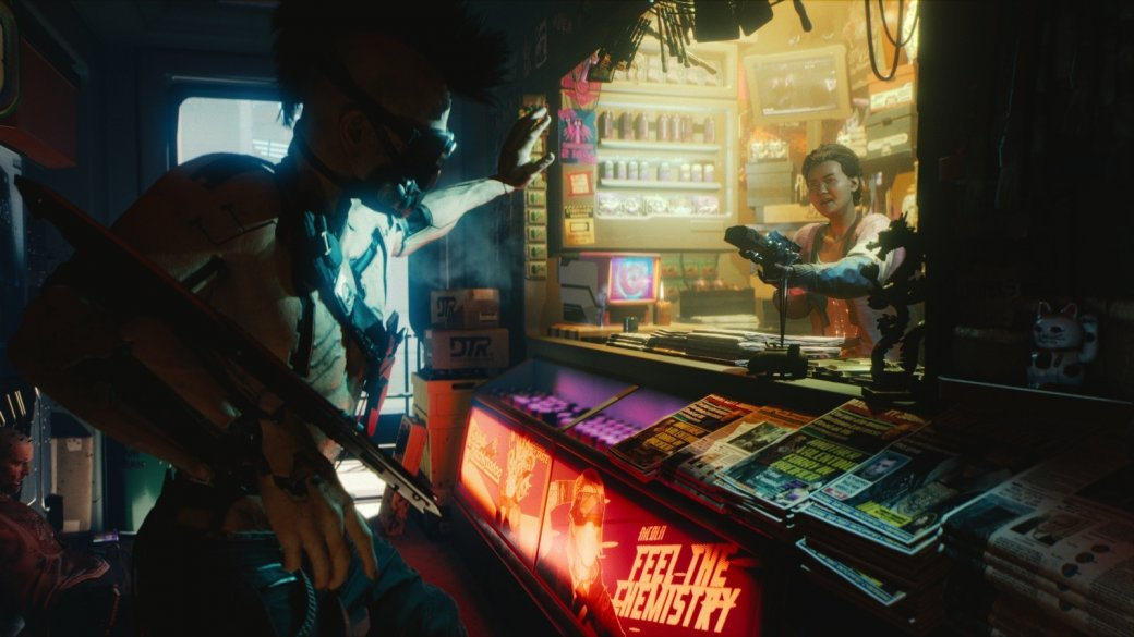 Ночные виды, вариативность, ЛГБТ-сцены: что нового мыузнали издемо Cyberpunk 2077 сGamescom 2018 | Канобу - Изображение 2