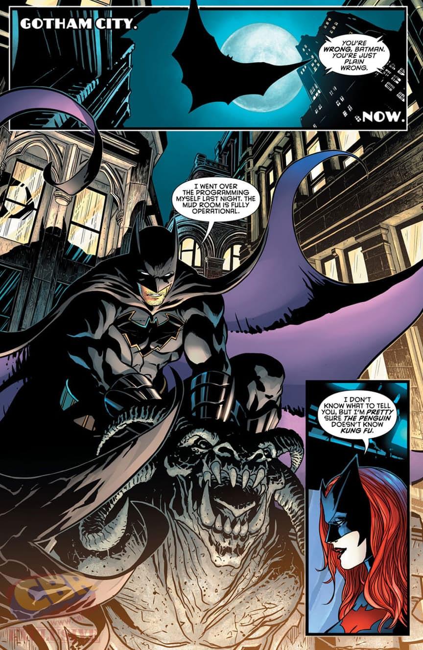 Сценарист рассказал о будущем Бэтмена и серии Detective Comics   Канобу - Изображение 2538