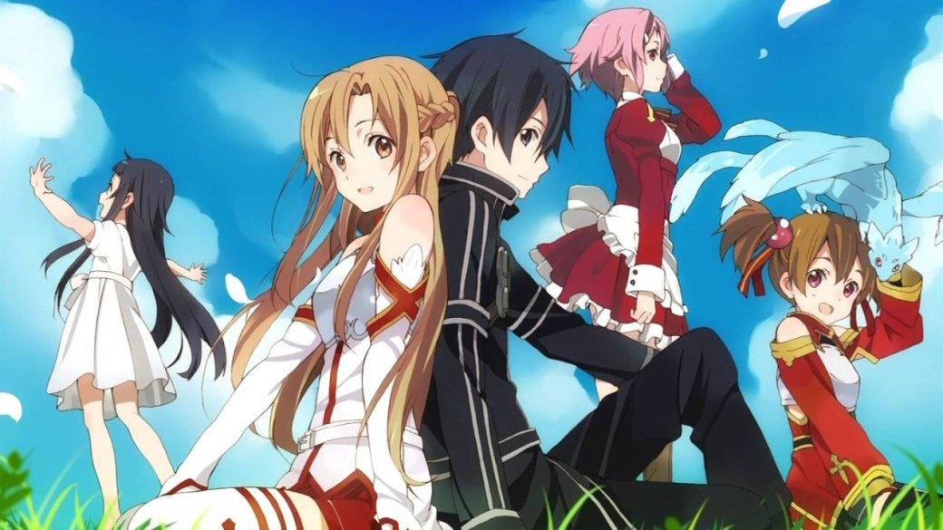По аниме Sword Art Online сделают американский сериал | Канобу - Изображение 10644