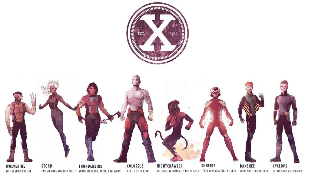 Как начать читать комиксы Людей Икс, часть 2: классика   Канобу