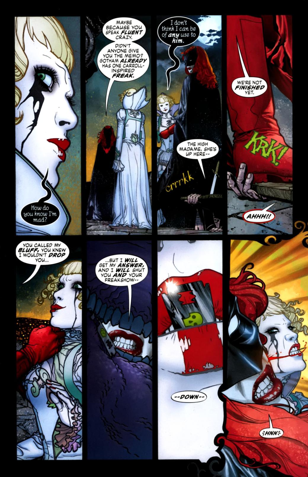 История Бэтвумен: как менялась лесбийская бэт-икона | Канобу - Изображение 22