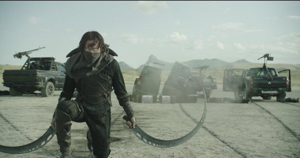 Рецензия на «Защитников» Сарика Андреасяна | Канобу - Изображение 13
