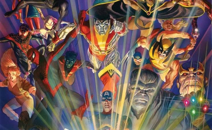 Стало известно, как Marvel отметит свой 80-летний юбилей— спомощью тысячного выпуска Marvel Comics | Канобу - Изображение 1