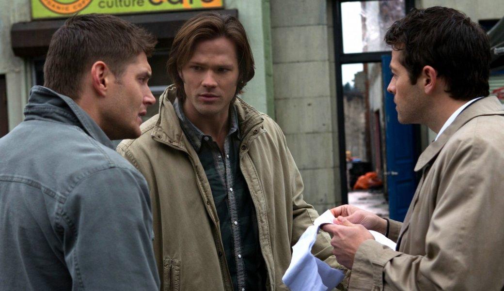 7 самых смешных эпизодов «Сверхъестественного» (Supernatural) | Канобу - Изображение 5