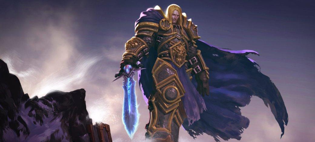 Что Blizzard показала на BlizzCon 2018 | Канобу - Изображение 1