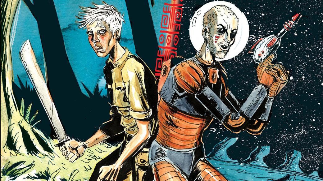«Триллиум»— фантастический любовный роман оперемещениях вовремени испасении человеческой расы | Канобу - Изображение 2