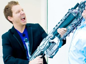 Клифф Блезински ушел из Epic Games | Канобу