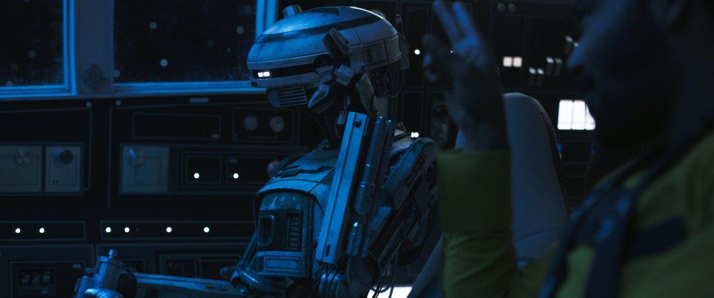30 неудобных вопросов кфильму «Хан Соло: Звездные Войны. Истории» | Канобу - Изображение 6
