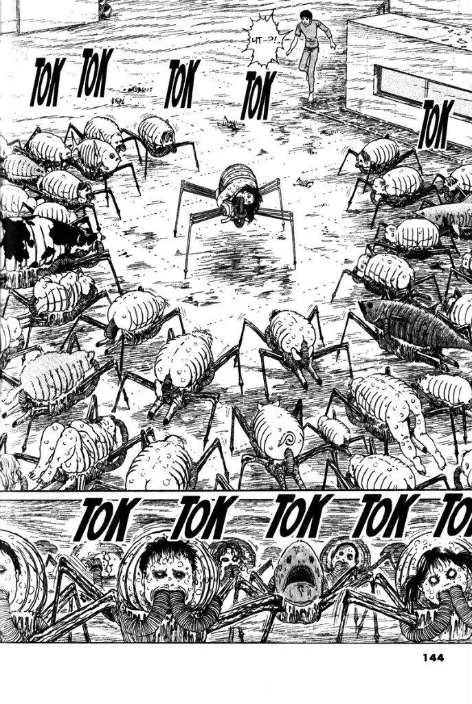 Самые жуткие и отвратительные хоррор-комиксы   Канобу - Изображение 13