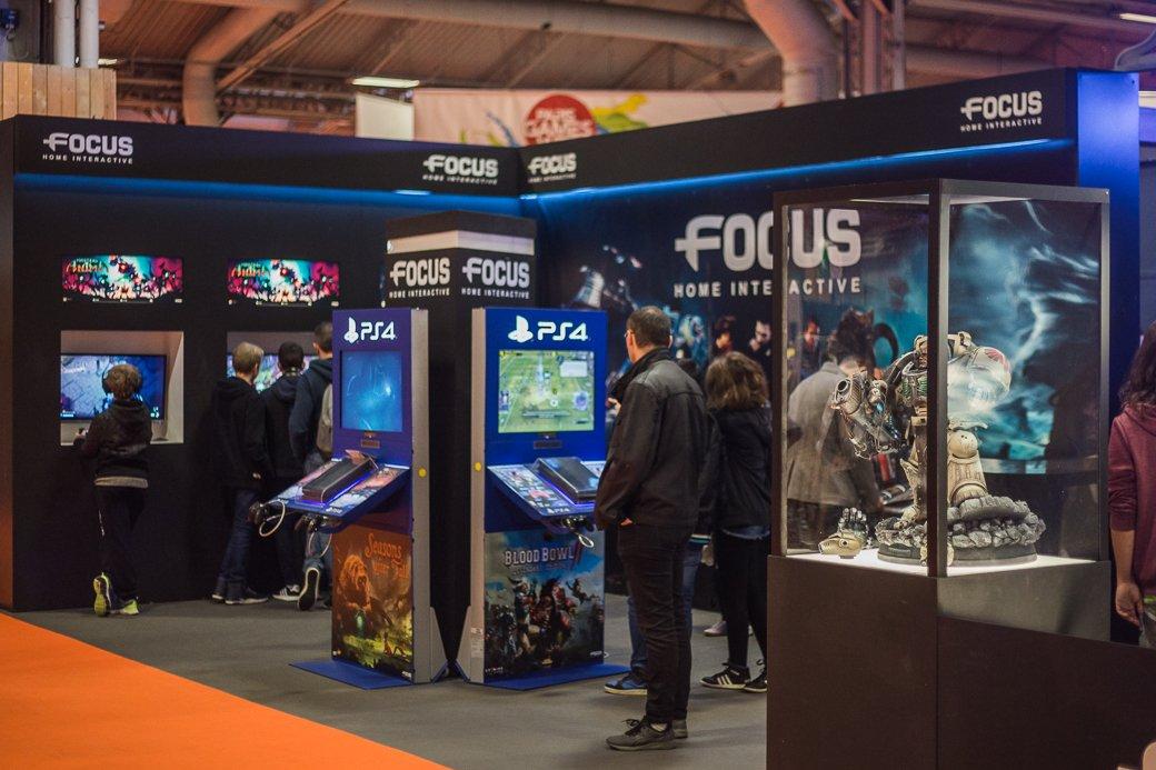 ФОТО. Репортаж «Канобу» сParis Games Week 2017— «Игромир» намаксималках. - Изображение 75