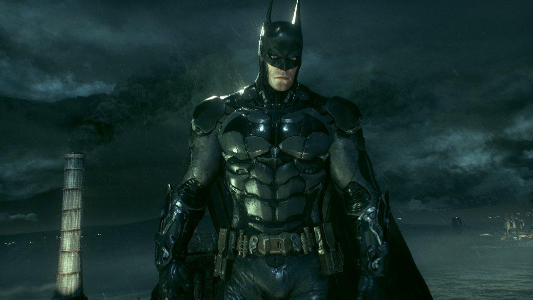 Гифка дня: настойчивый, упертый ижестокий Бэтмен вBatman: Arkham Knight | Канобу - Изображение 1