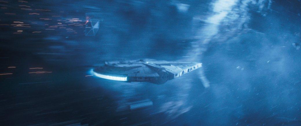 30 неудобных вопросов кфильму «Хан Соло: Звездные Войны. Истории» | Канобу - Изображение 5