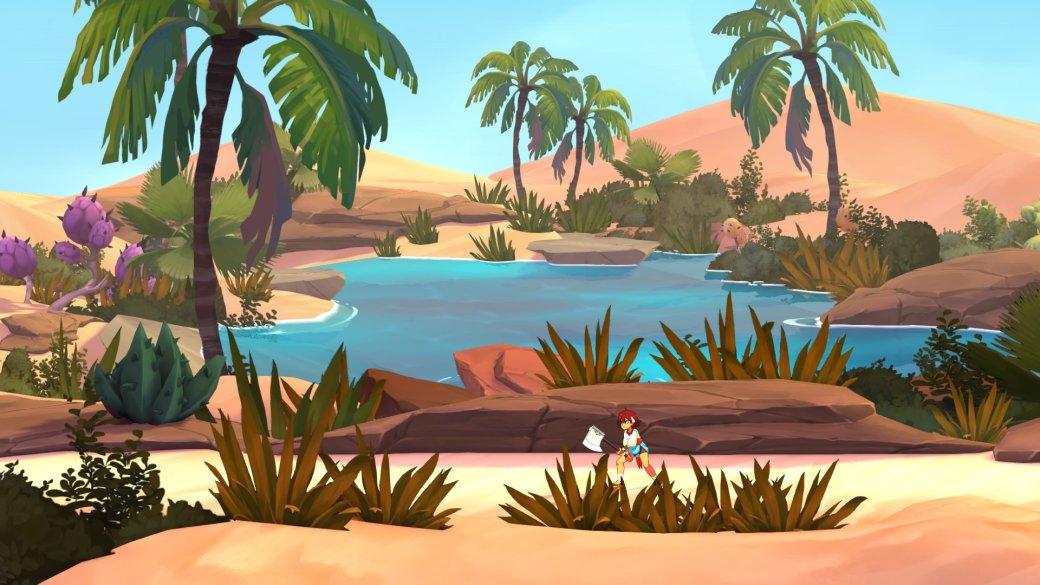 Галерея. 25по-летнему теплых ипрекрасных скриншотов Indivisible | Канобу - Изображение 8