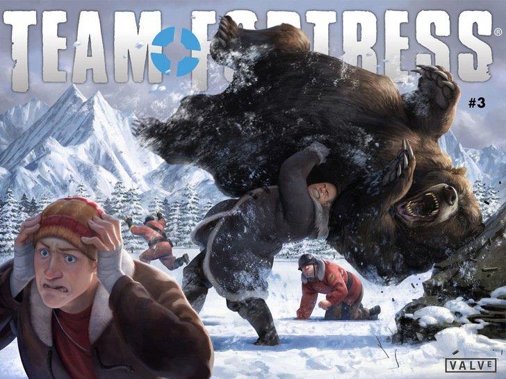 Комиксы по Team Fortress полны отсылок к знаменитым сюжетам Marvel/DC | Канобу - Изображение 3397