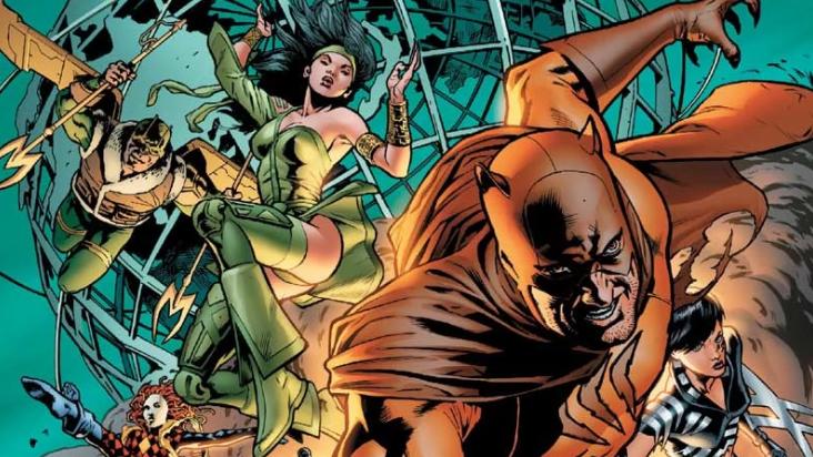 Анонсирован телесериал по мотивам комиксов DC от создателя «Клиники» | Канобу - Изображение 1