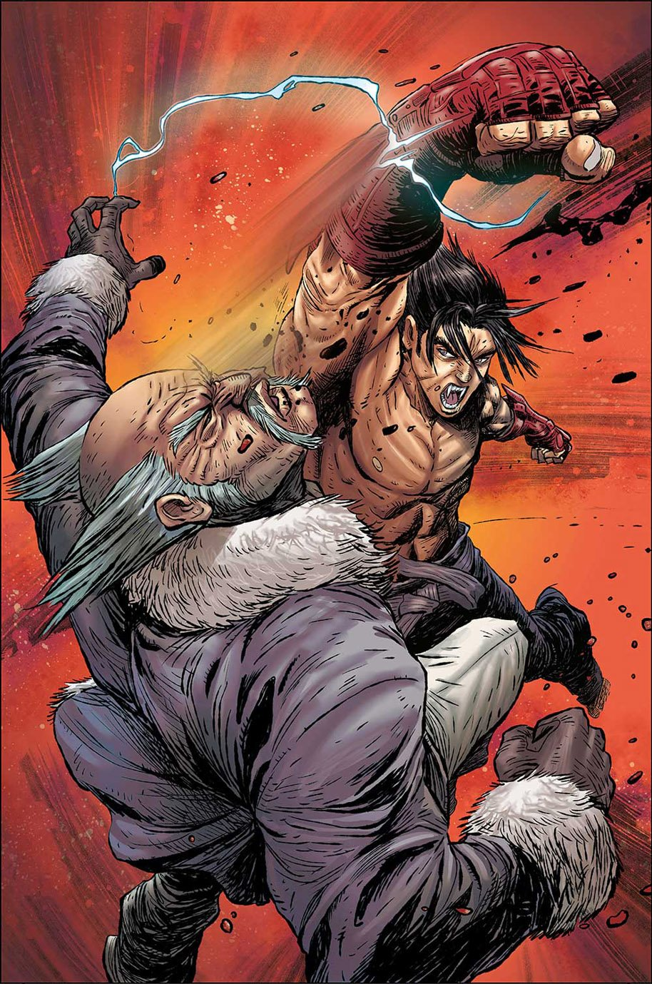 Новый комикс по вселенной Tekken выйдет в мае | Канобу - Изображение 1330
