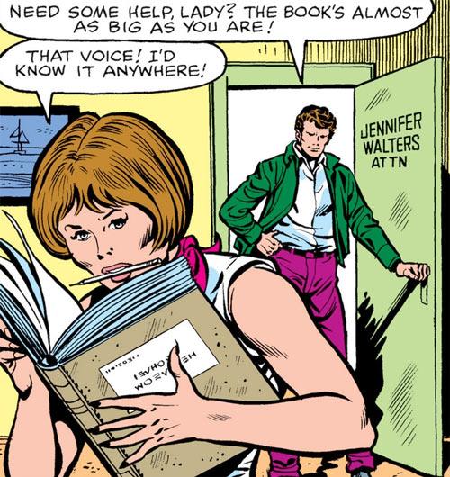Чем Женщина-Халк отличается отХалка? Супергерой, адвокат, Мститель | Канобу - Изображение 555