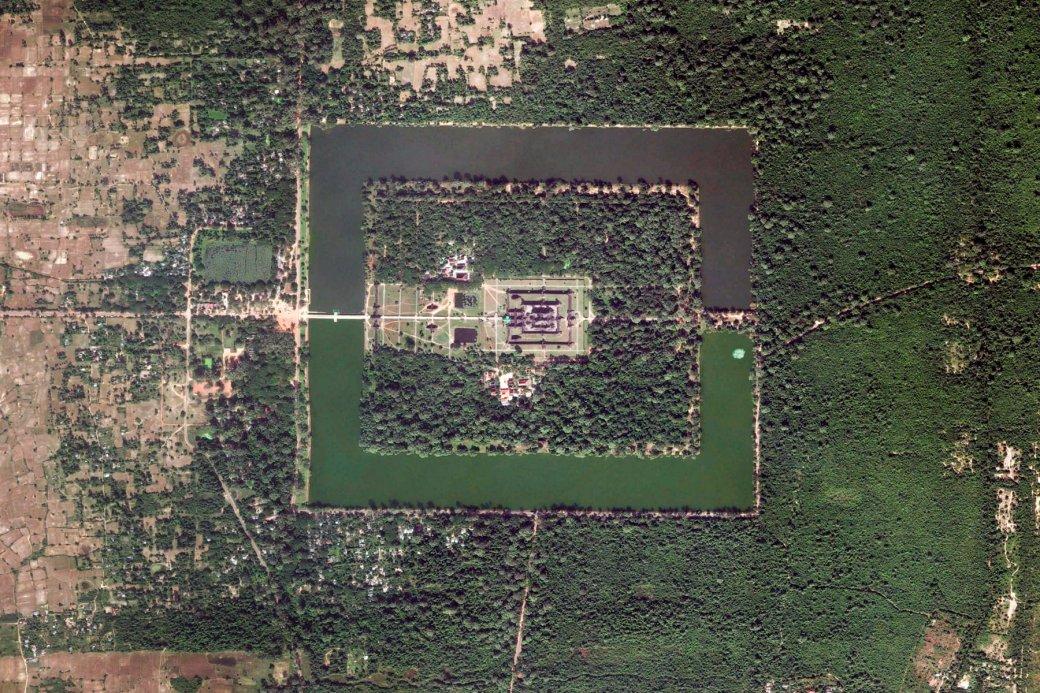 Коллекция Google Earth пополнилась тысячей новых фото поверхности земли. Вот 20 лучших снимков   Канобу - Изображение 0
