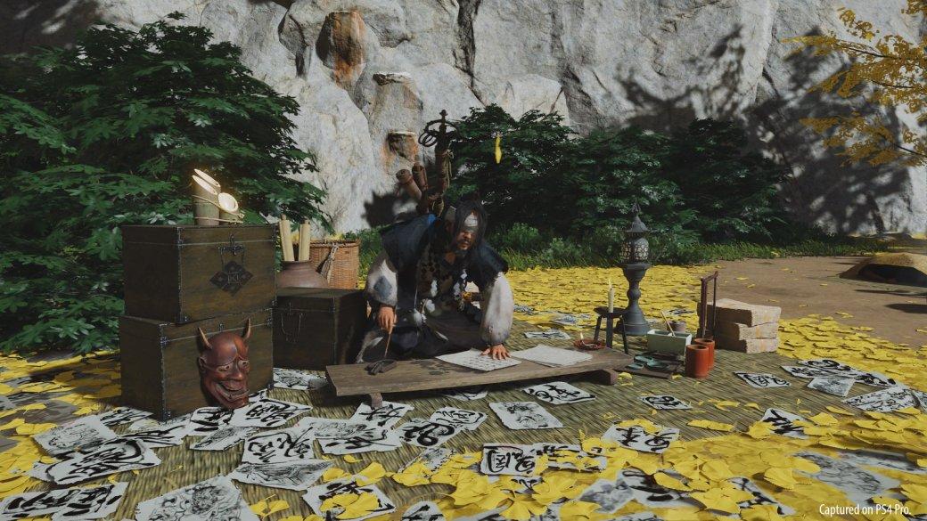 «Призрак Цусимы: Legends»: появились подробности кооператива идата выхода | Канобу - Изображение 505