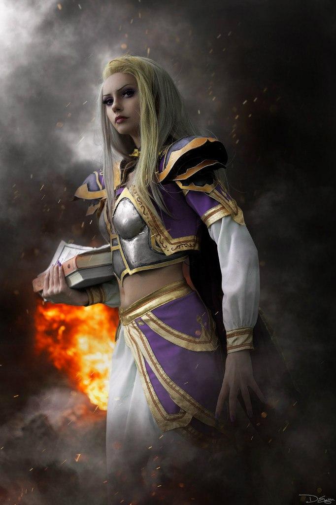 Как фанаты World ofWarcraft изразных стран мира косплеят персонажей игры. - Изображение 5