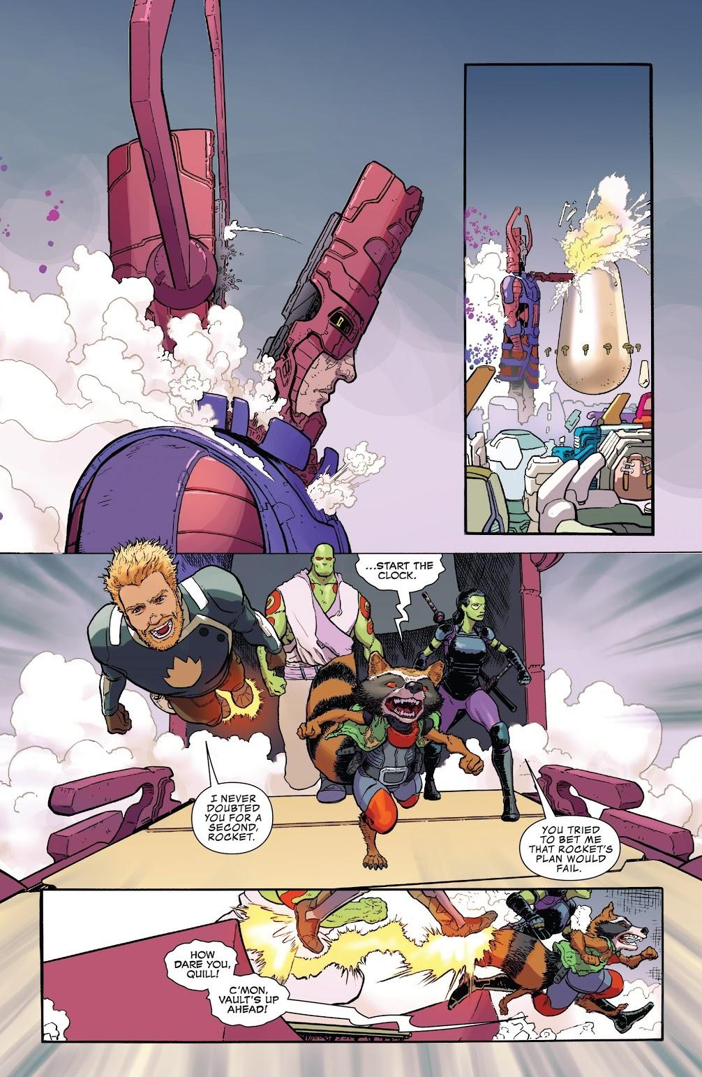 Открытия 2017— комиксы: Star-Lord, Infamous Iron Man, Batman: The White Knight. - Изображение 4