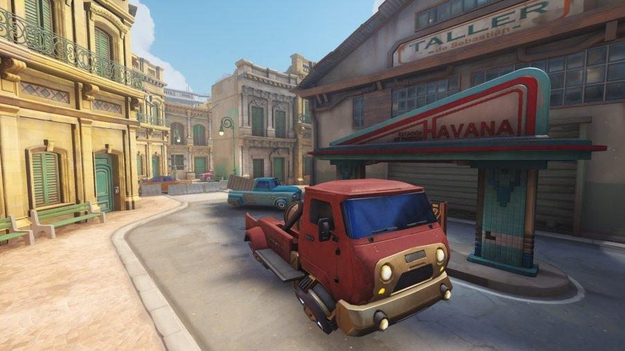 ВOverwatch появится новая карта «Гавана». Она уже есть наPTR   Канобу - Изображение 6381