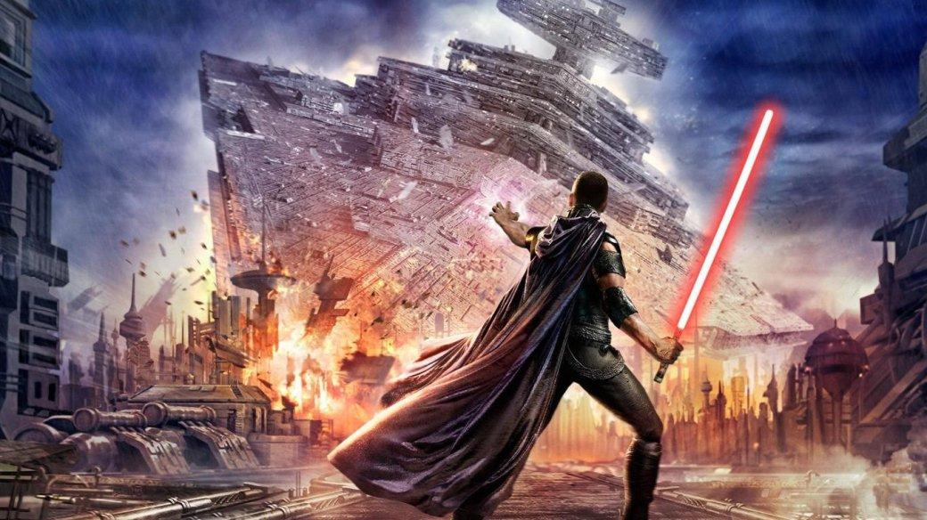 20 лучших игр по«Звездным войнам». - Изображение 25