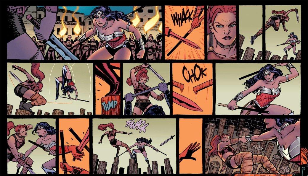 Кто такая Чудо-женщина (Wonder Woman) - комиксы DC Comics, фильмы | Канобу - Изображение 3964