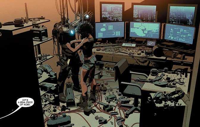 Новым Железным человеком стала темнокожая девушка Рири Уильямс | Канобу - Изображение 2