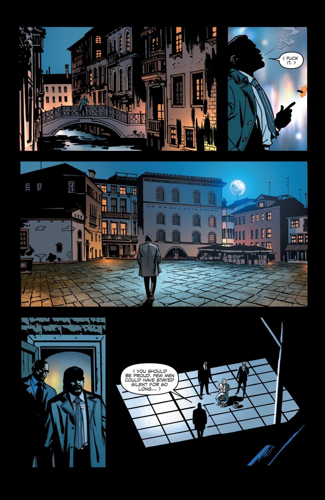 Уже скучаете по«Ходячим мертвецам»? Попробуйте комикс Киркмана Thief ofThieves огениальном воре | Канобу - Изображение 392