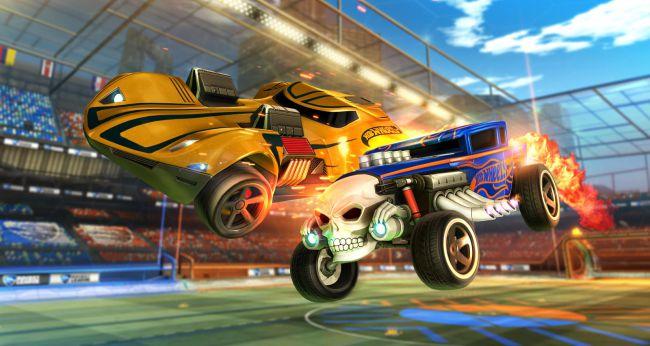 Rocket League: поддержка PS4 Pro и новое премиум DLC The Hot Wheels | Канобу - Изображение 7839